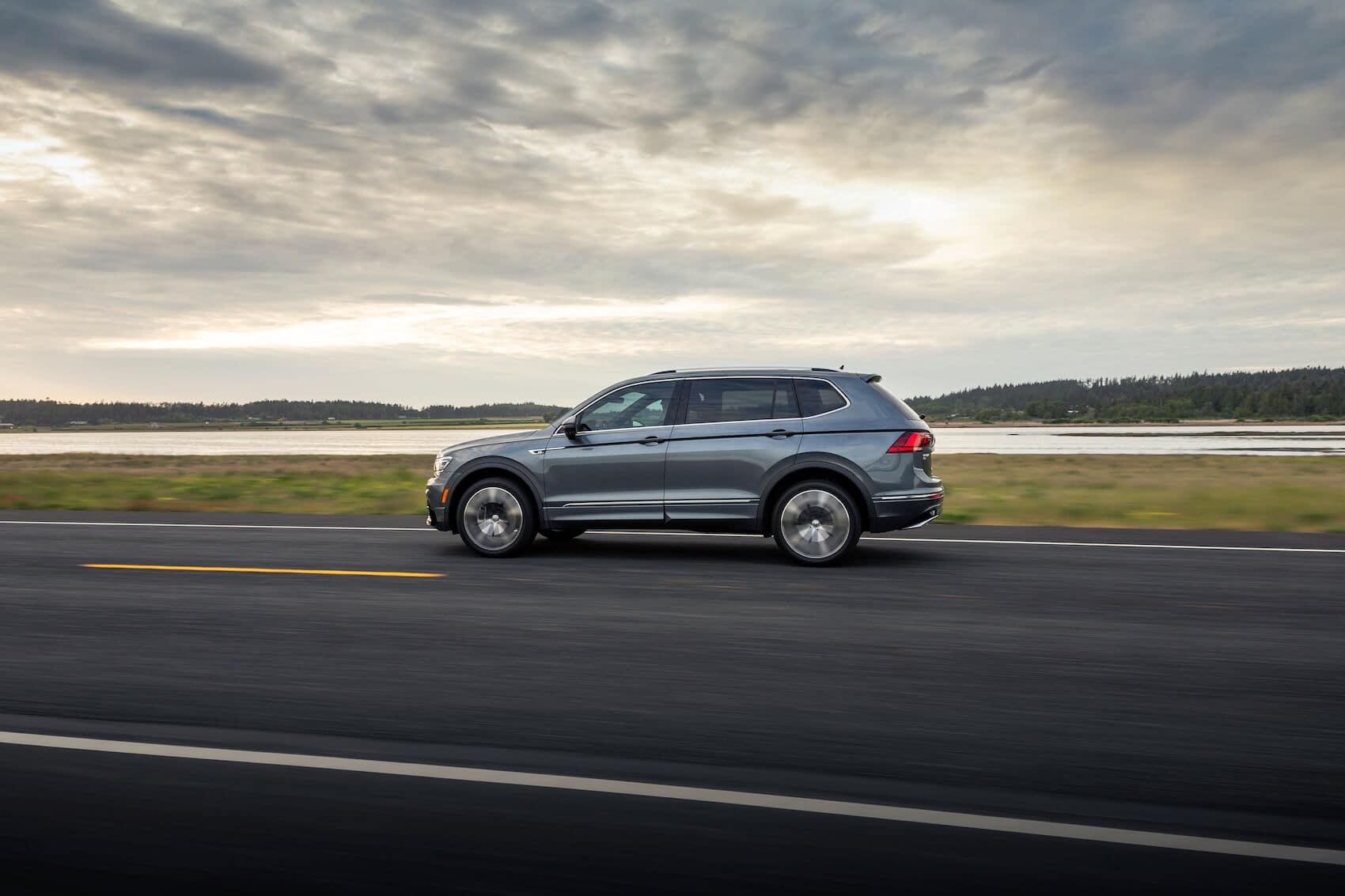 2020 VW Tiguan vs Nissan Rogue McDonald VW Littleton, CO