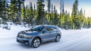 2020 VW Tiguan vs Ford Escape Littleton CO