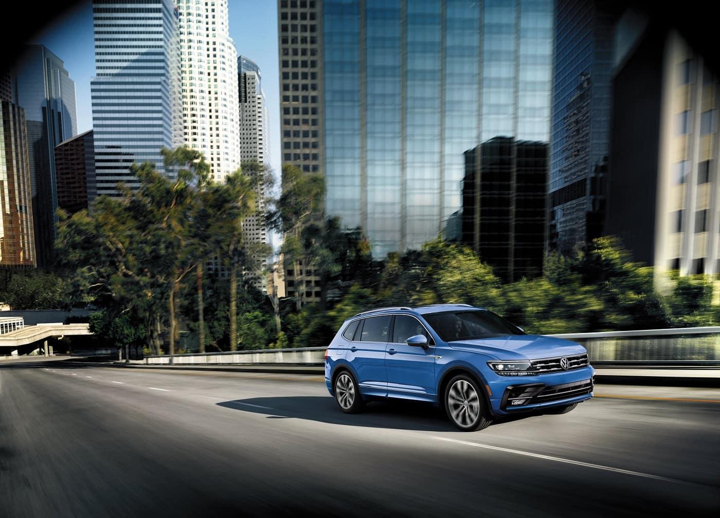 Volkswagen Tiguan Reliability   McDonald VW