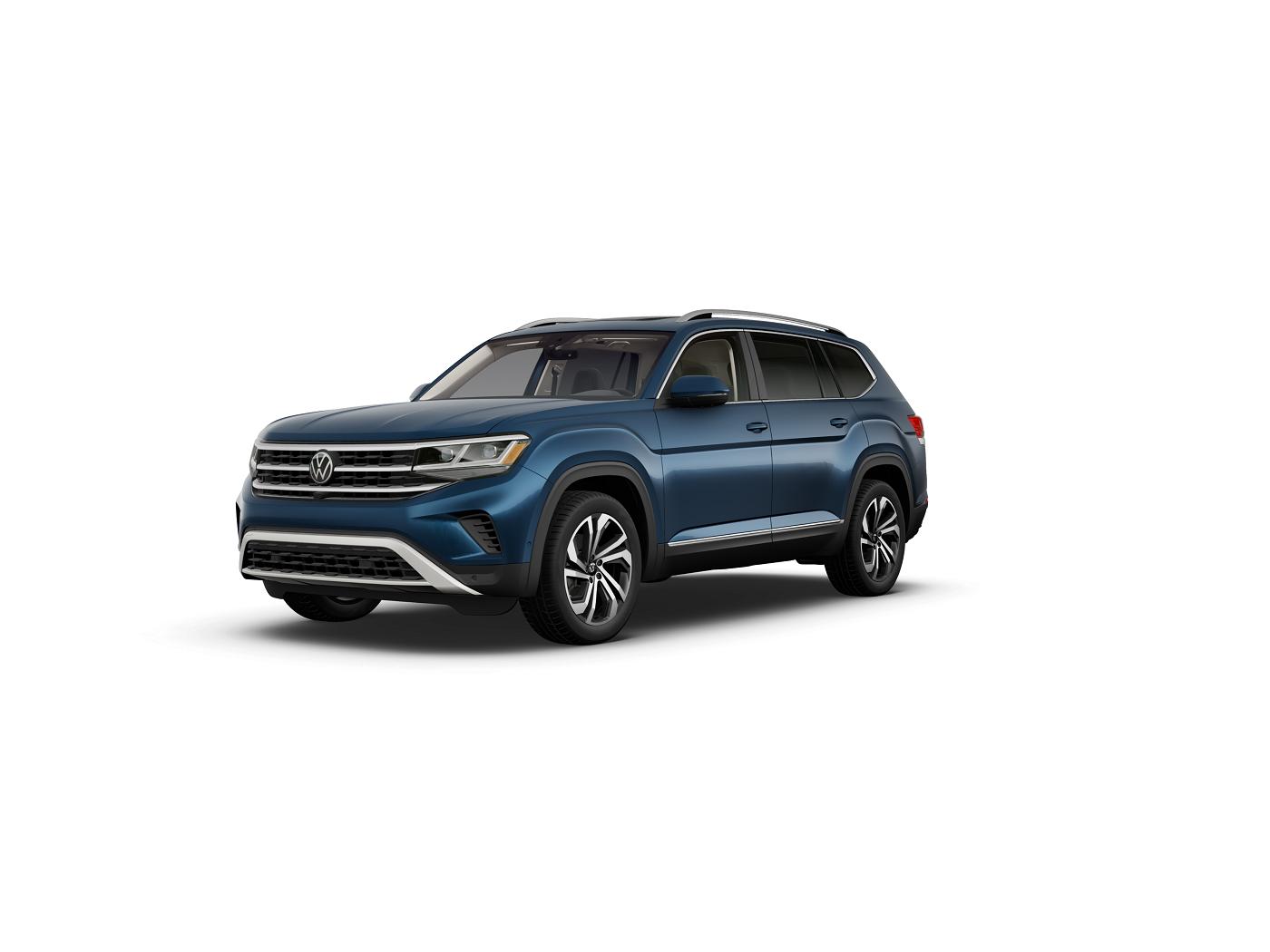 2021 VW Atlas Trim Levels Littleton CO | McDonald VW
