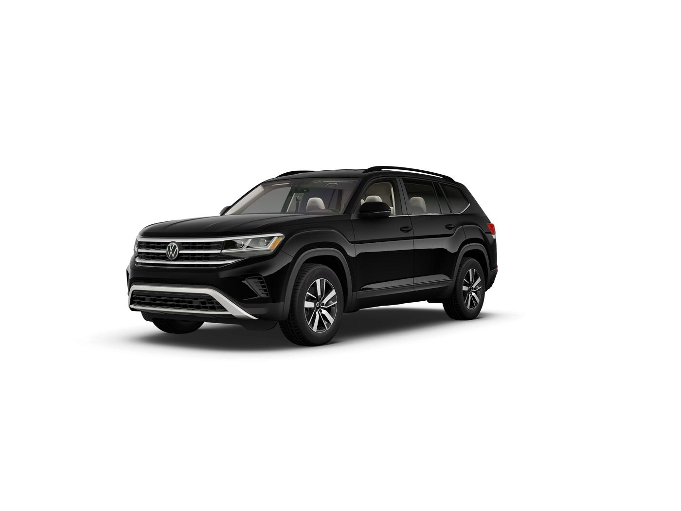 2021 Volkswagen Atlas Trim Levels | McDonald VW