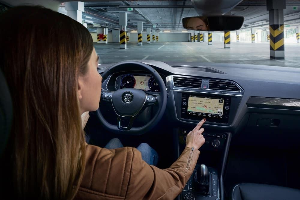 VW Tiguan Technology Package