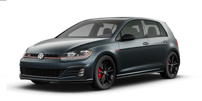 2021 Volkswagen Golf GTI 2.0T SE FWD