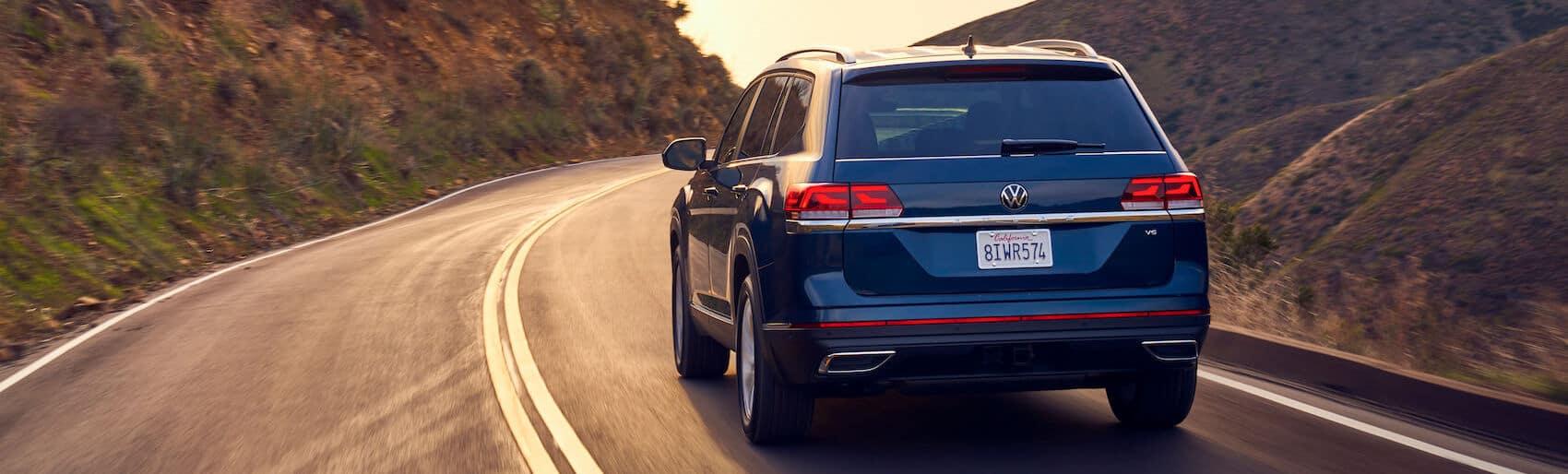 2021 Volkswagen Atlas vs 2021 Audi Q7 Littleton CO | McDonald VW
