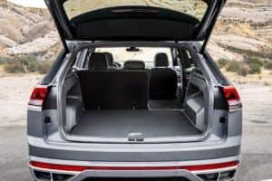 Volkswagen Atlas Cross Sport Cargo Space