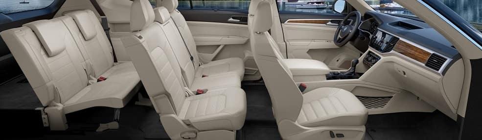 Volkwagen Atlas Interior