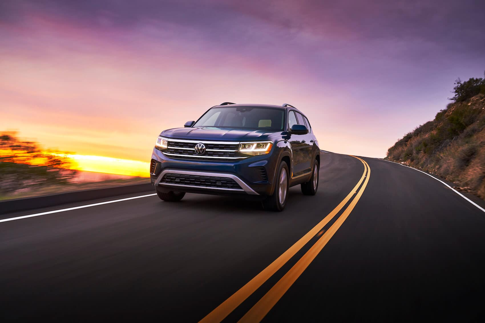 2021 Volkswagen Atlas MPG Littleton, CO