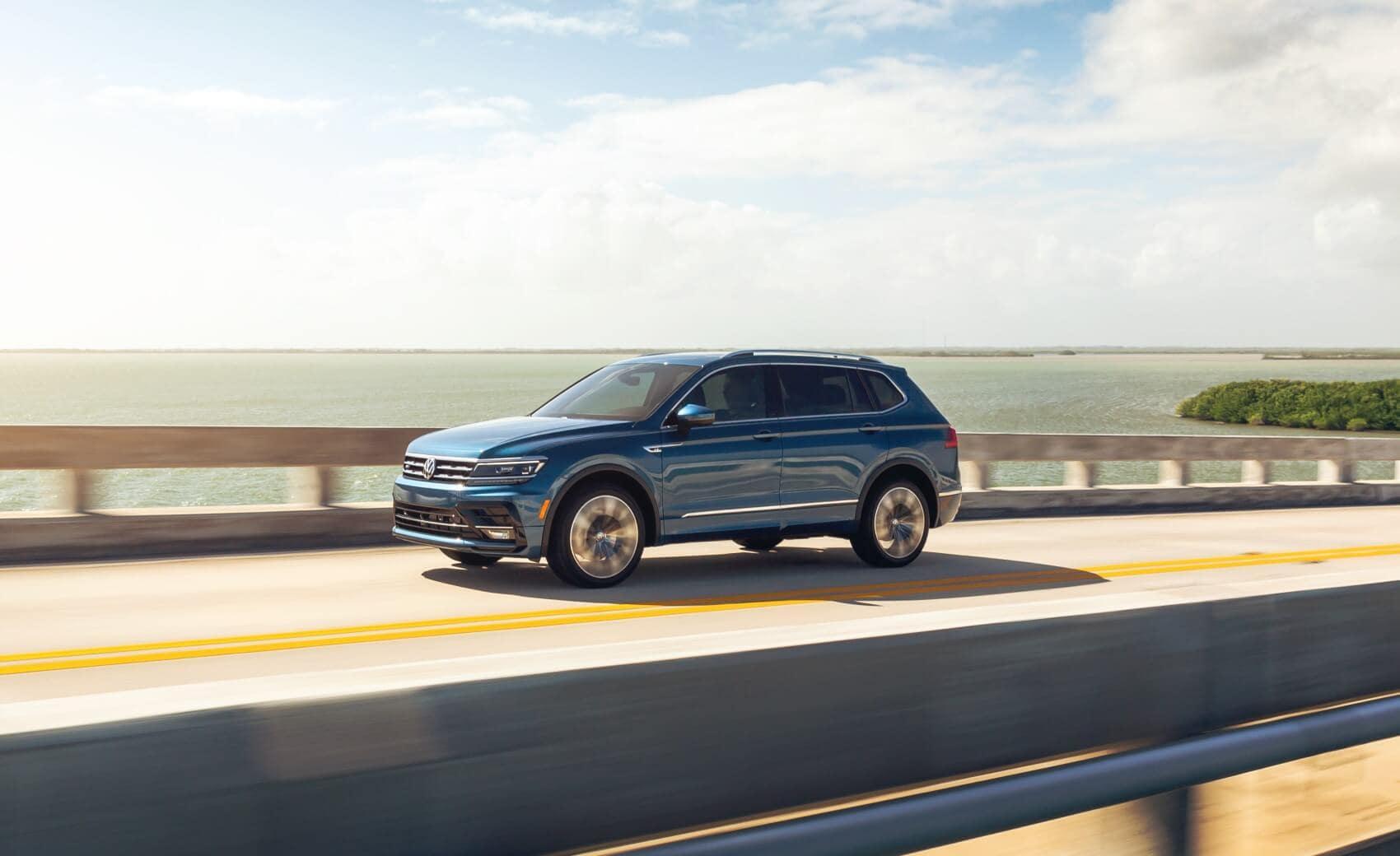 2021 Volkswagen Tiguan Interior Review