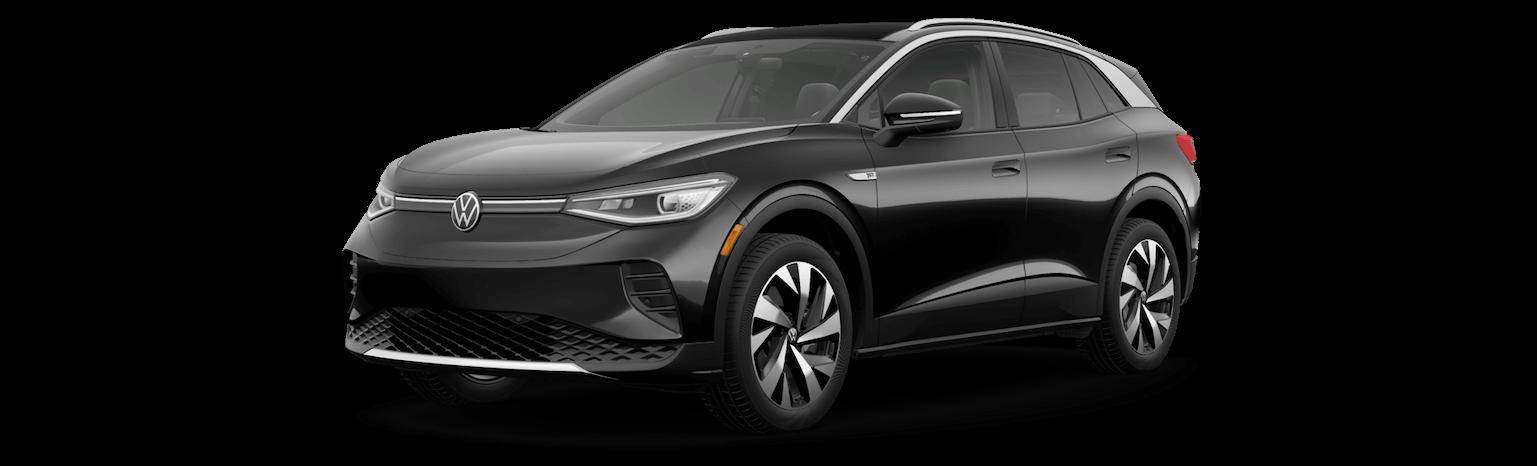 2021 Volkswagen ID.4 EV Interior | McDonald VW