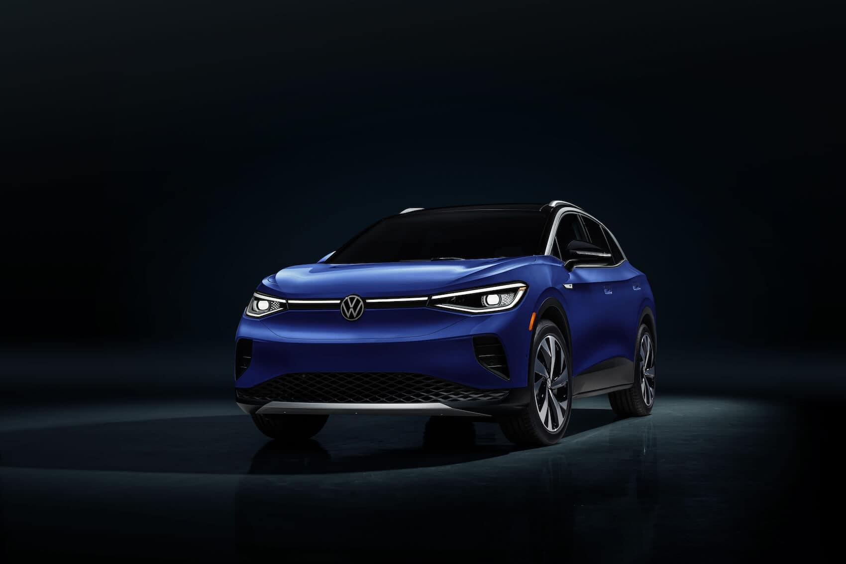 VW ID.4 EV Interior Comfort | McDonald VW