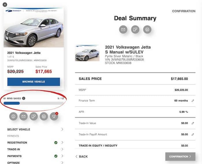 deal summary