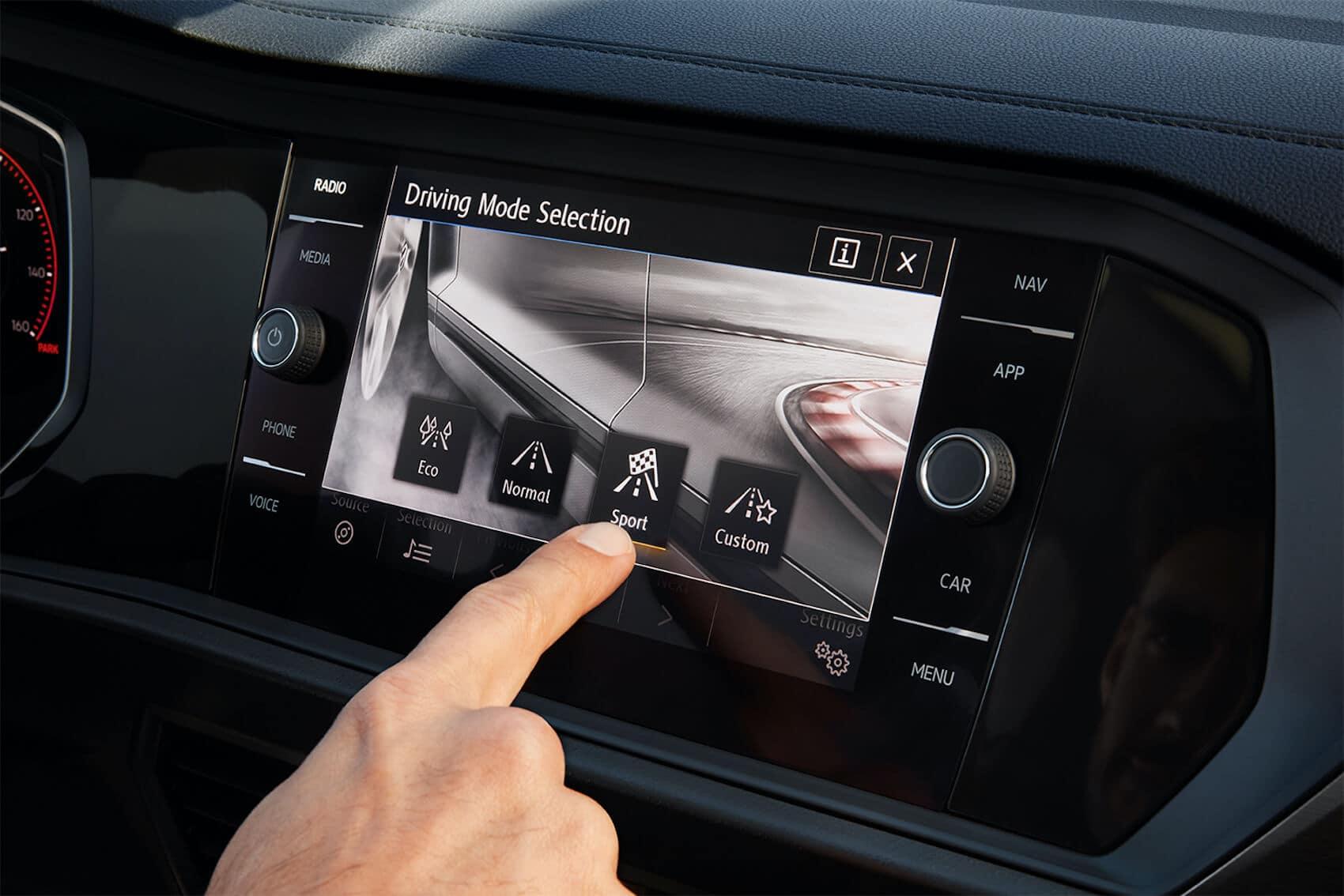 Volkswagen Jetta Safety Convenience
