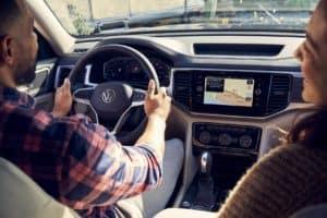 2021 Volkswagen Atlas vs Ford Explorer