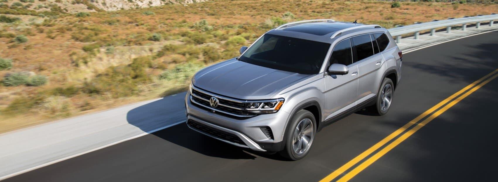 2021 Volkswagen Atlas vs Ford Explorer | McDonald VW