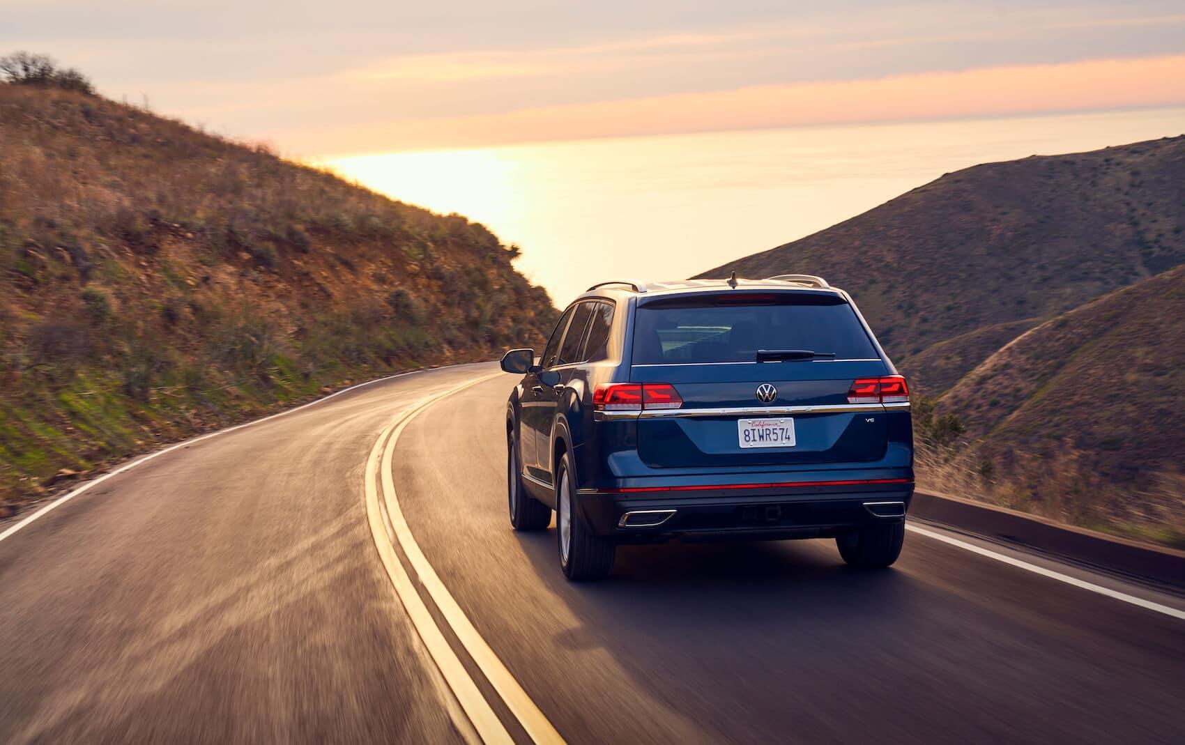 Volkswagen Atlas Highway