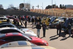 Mike Ward Auto Group SuperCar Saturday