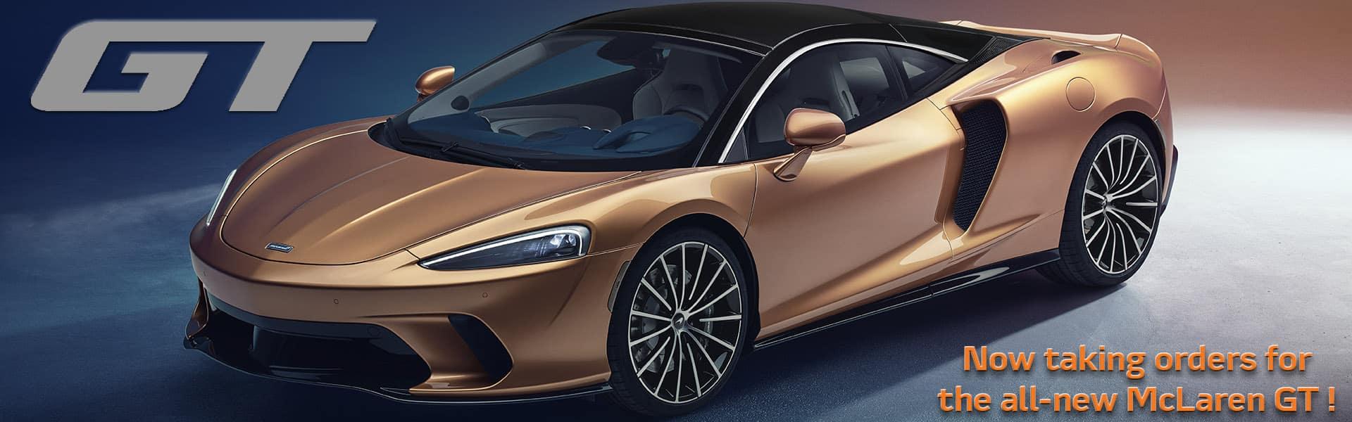 All-new 2020 McLaren GT