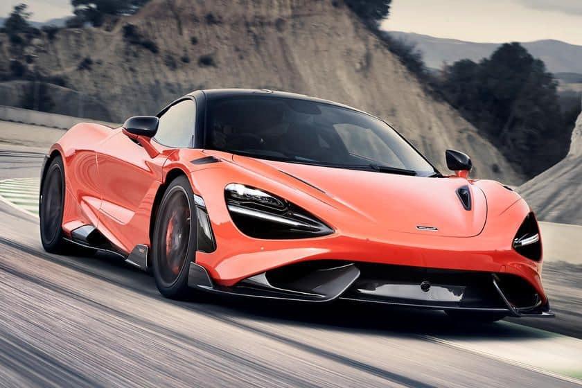 2021 McLaren 765LT in Denver, Colorado