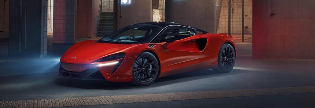 2022 McLaren Artura - Now taking Deposits
