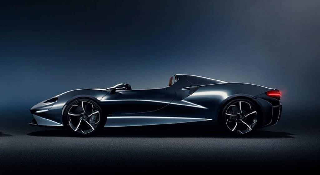 2021 McLaren Elva in Highlands Ranch, CO