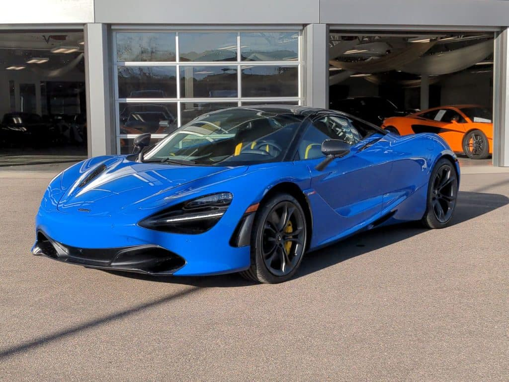 2021 McLaren 720S Convertible in Highlands Ranch, CO