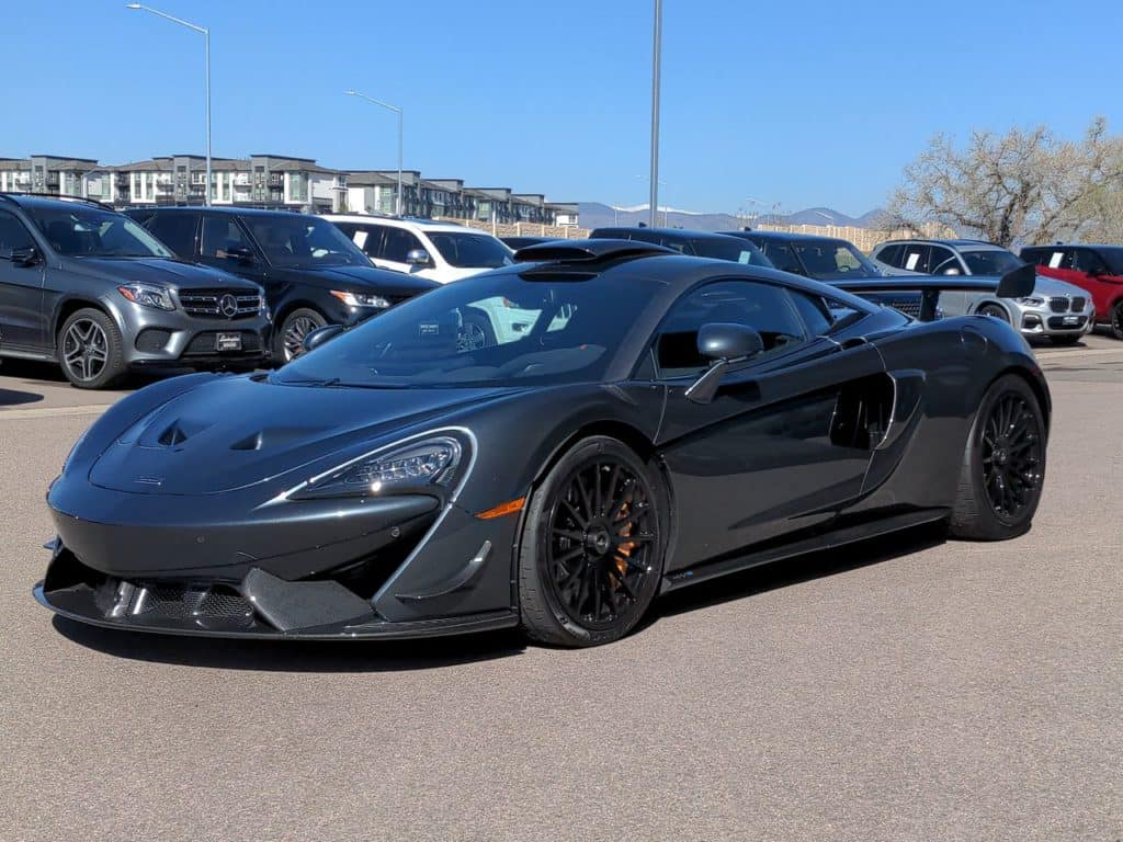 2020 McLaren 620R Coupe in Highlands Ranch, CO