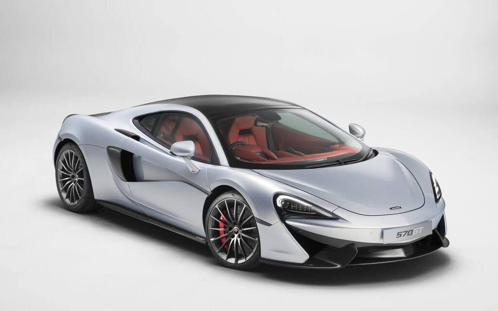 2021 McLaren 570GT