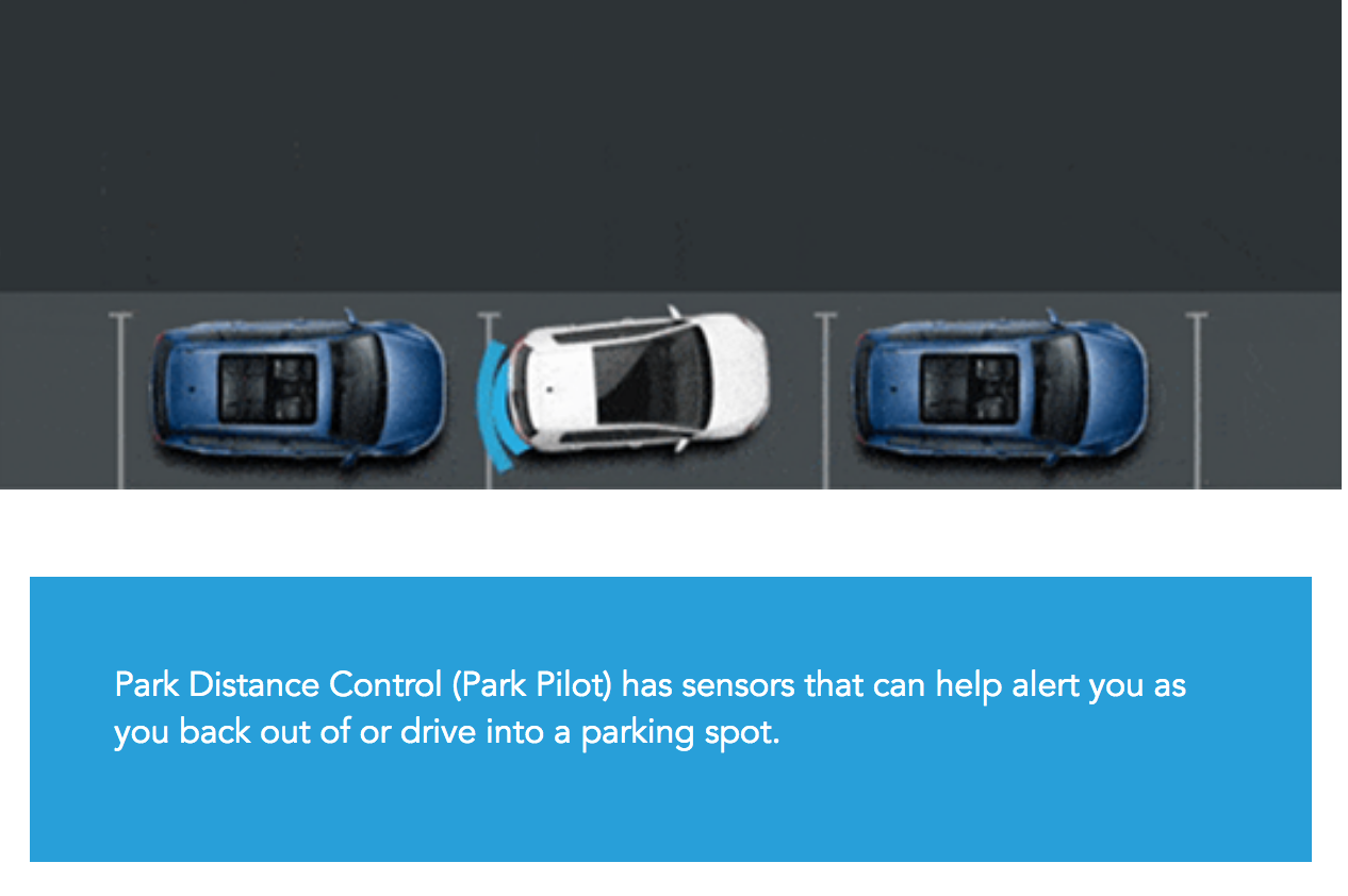 Park Distance Control