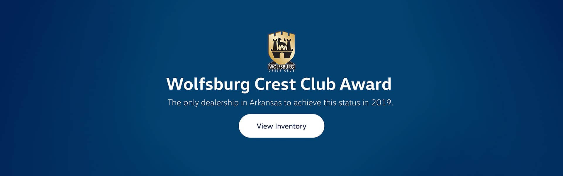 McLarty VW is proud to achieve Wolfsburg Crest status