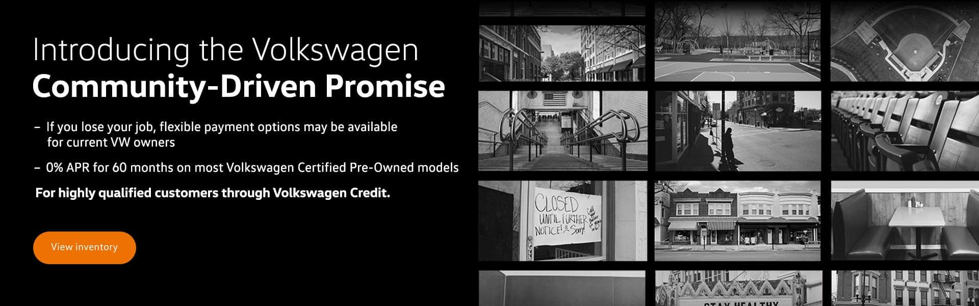 Introducing the VW Community Driven Promise