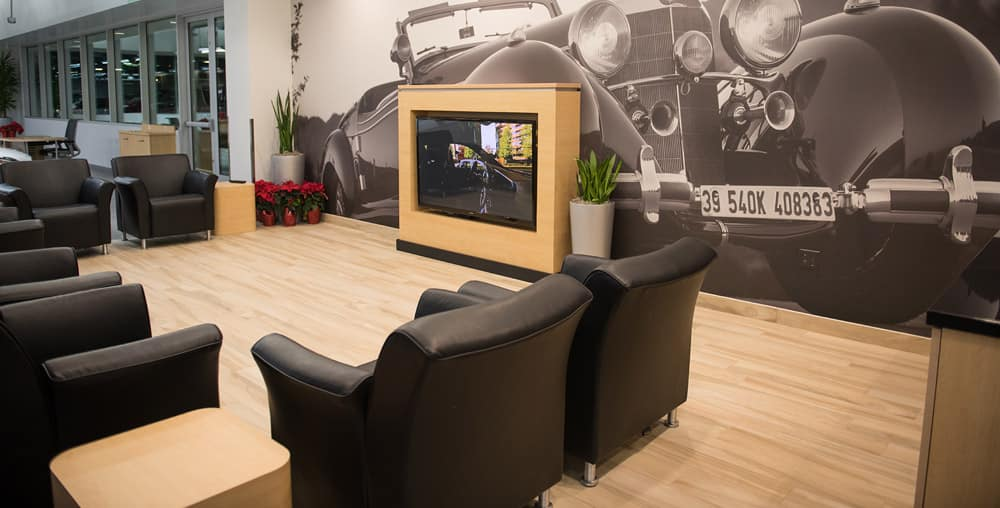 Mercedes Benz Of El Cajon Is A Leed Certified Dealership