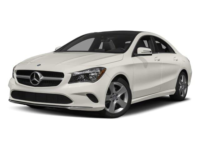 Pre-Owned 2018 Mercedes-Benz CLA 250 Front Wheel Drive Coupe