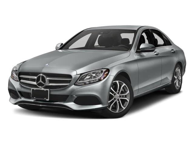 Pre-Owned 2018 Mercedes-Benz C 300 Rear Wheel Drive Sedan