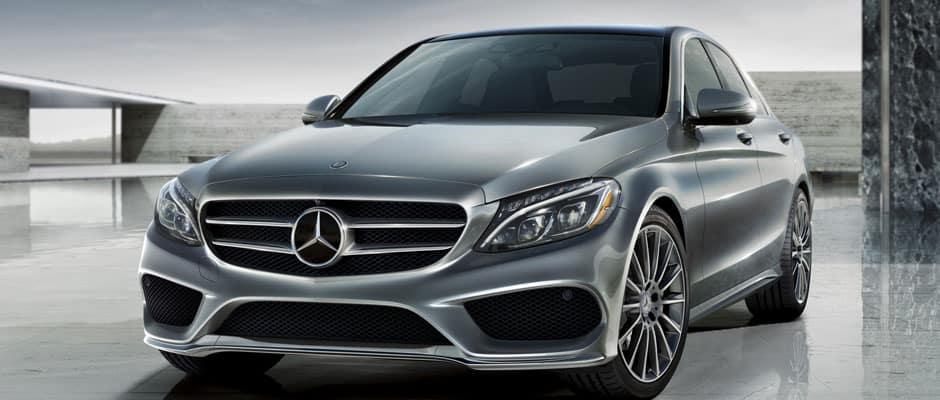 ·2018 Mercedes-Benz C-Class