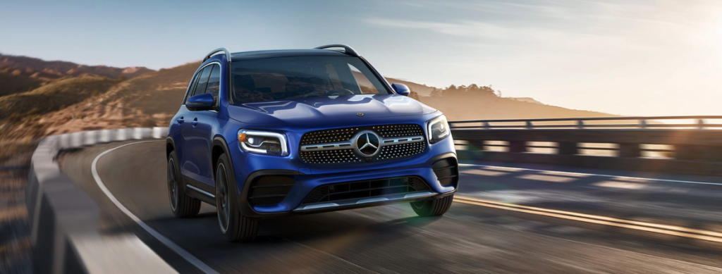 all new 2020 Mercedes Benz GLB