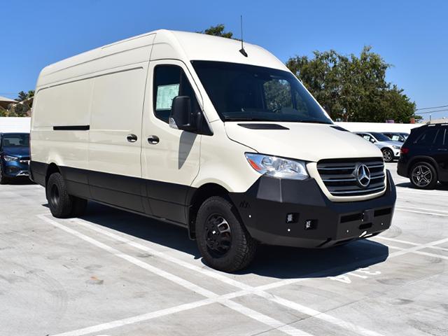 New 2019 Mercedes-Benz Sprinter 3500 Cargo Van Rear Wheel Drive CARGO VAN