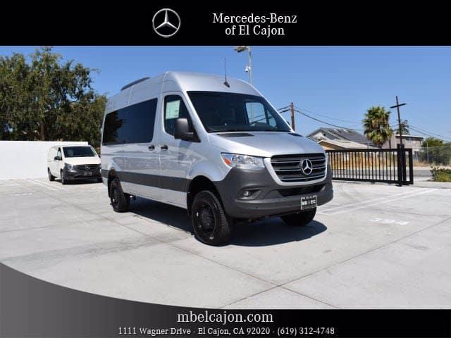 New 2020 Mercedes-Benz Metris Passenger Van PASSENGER VAN