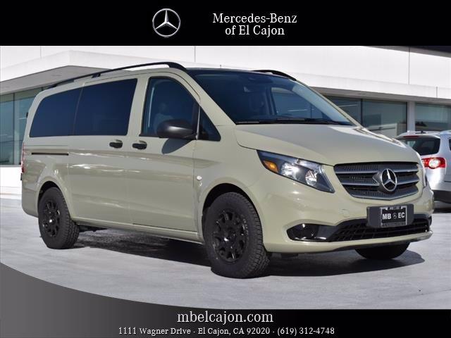 New 2019 Mercedes-Benz Metris Passenger Van Rear Wheel Drive PASSENGER VAN
