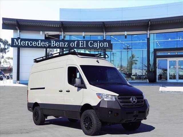 New 2020 Mercedes-Benz Sprinter 2500 Cargo Van Four Wheel Drive CARGO VAN