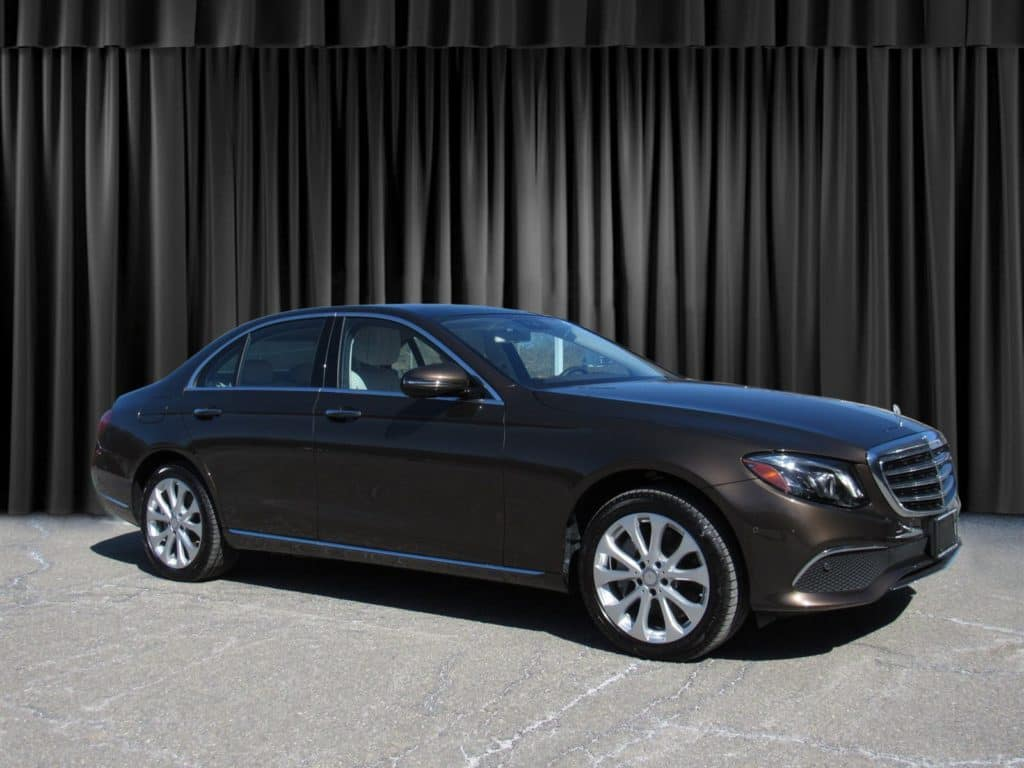 Pre-Owned 2017 Mercedes-Benz E 300 Luxury AWD 4MATIC®