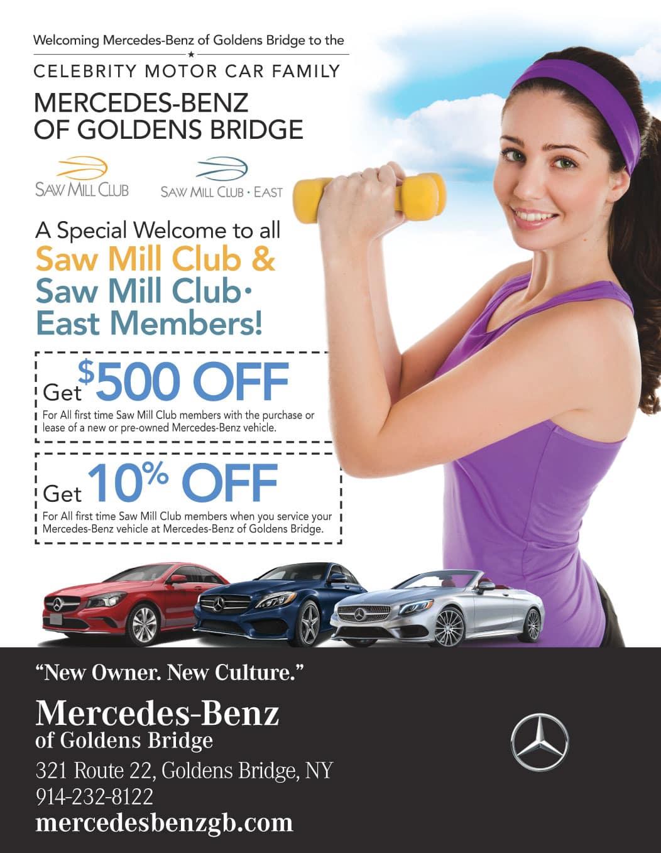 Saw Mill Club   Mercedes-Benz of Goldens Bridge