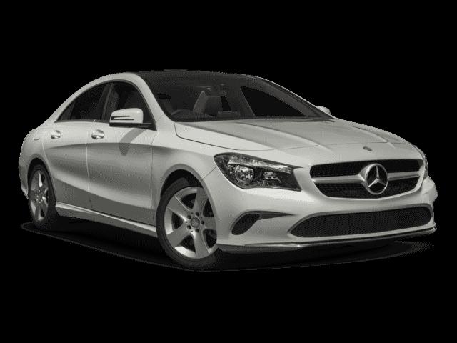 New 2018 Mercedes-Benz CLA 250 AWD 4MATIC®