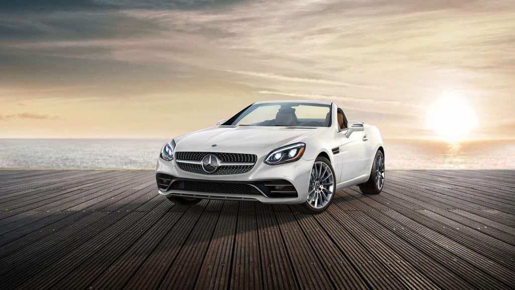 New 2019 Mercedes-Benz SLC 300 RWD Convertible