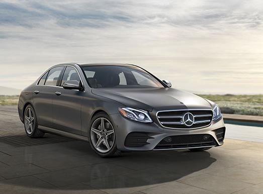 New 2019 Mercedes-Benz E 300 AWD 4MATIC®