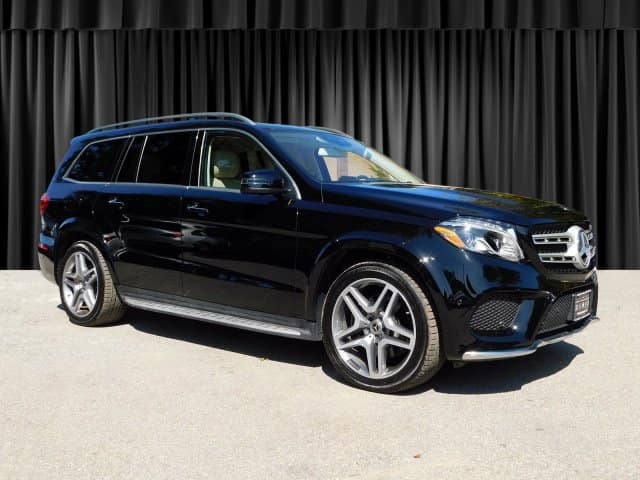 Pre-Owned 2019 Mercedes-Benz GLS 550 AWD 4MATIC®