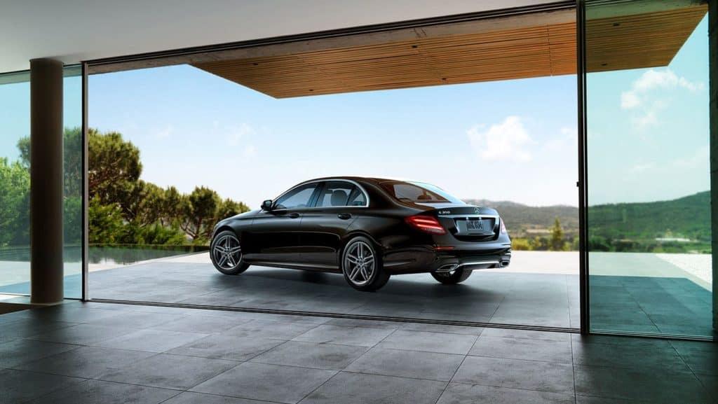 NEW 2021 Mercedes-Benz E-Class E 450 With Navigation & AWD 4MATIC®