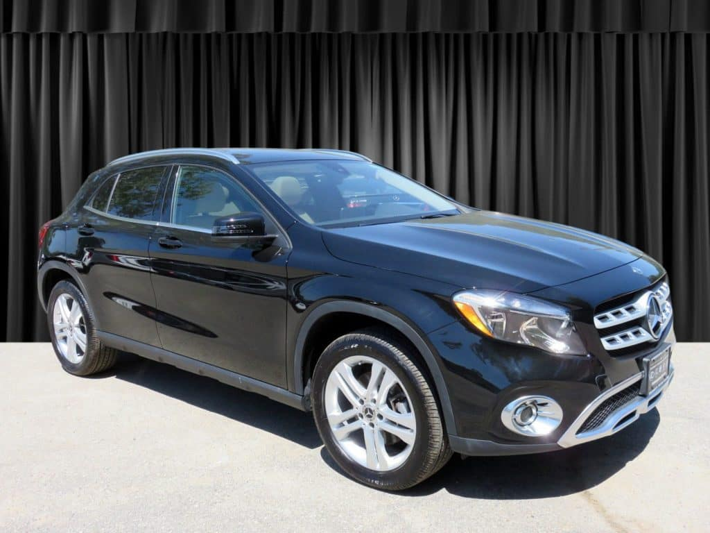 Pre-Owned 2018 Mercedes-Benz GLA 250 AWD 4MATIC®