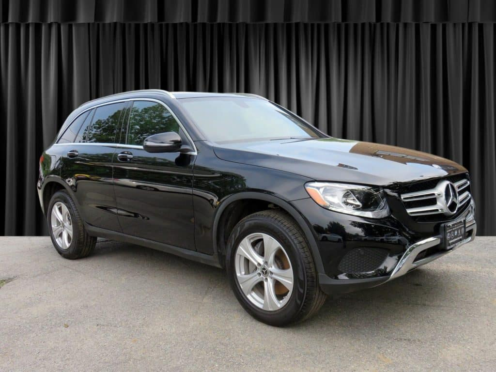 Pre-Owned 2018 Mercedes-Benz GLC 300 AWD 4MATIC®