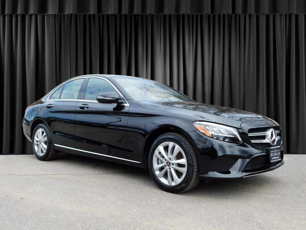 Certified Pre-Owned 2019 Mercedes-Benz C 300 AWD 4MATIC®