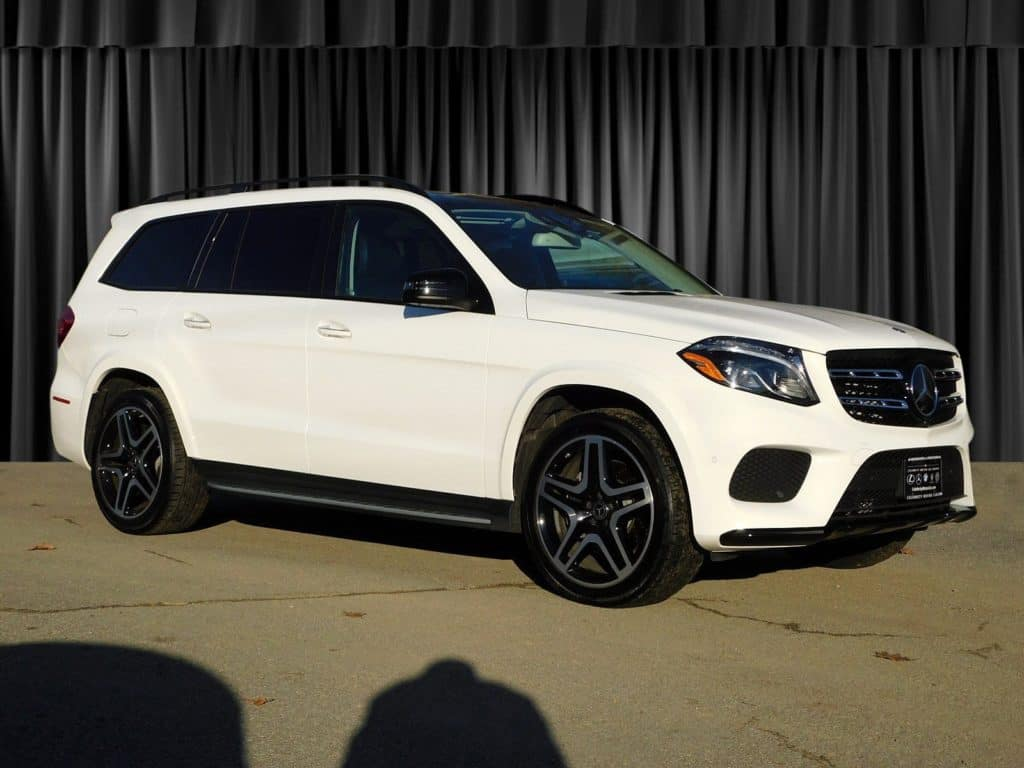 Pre-Owned 2018 Mercedes-Benz GLS 550 AWD 4MATIC®
